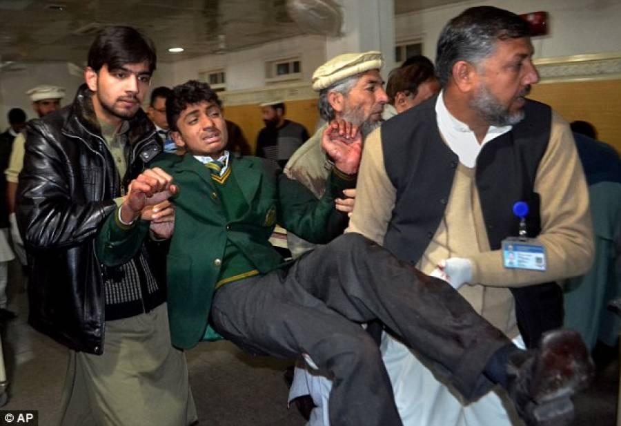 سانحہ پشاور پر بین الاقومی میڈیا بھی رو پڑا