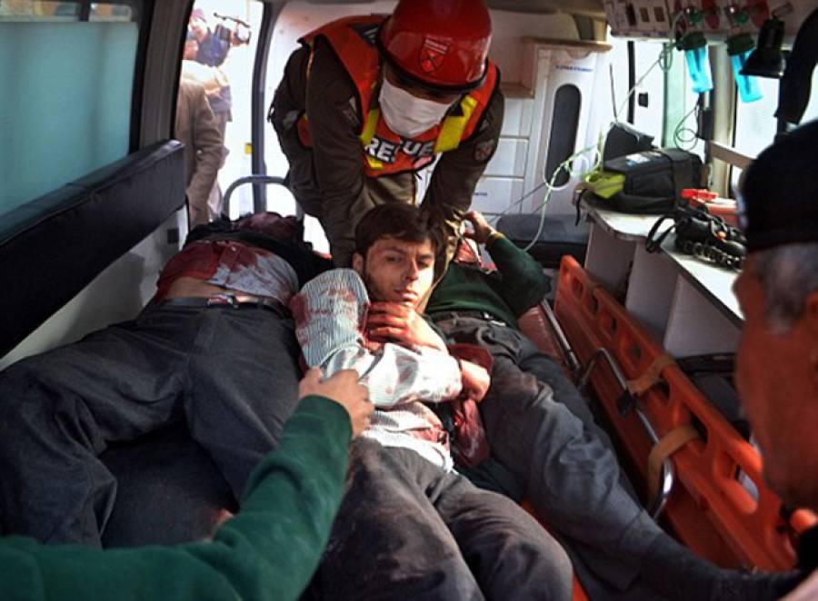 دہشت گردوں نے کئی بچوں کو ذبح کیا، زخمیوں کو قریب جاکر سروں میں گولیاں مارتے رہے