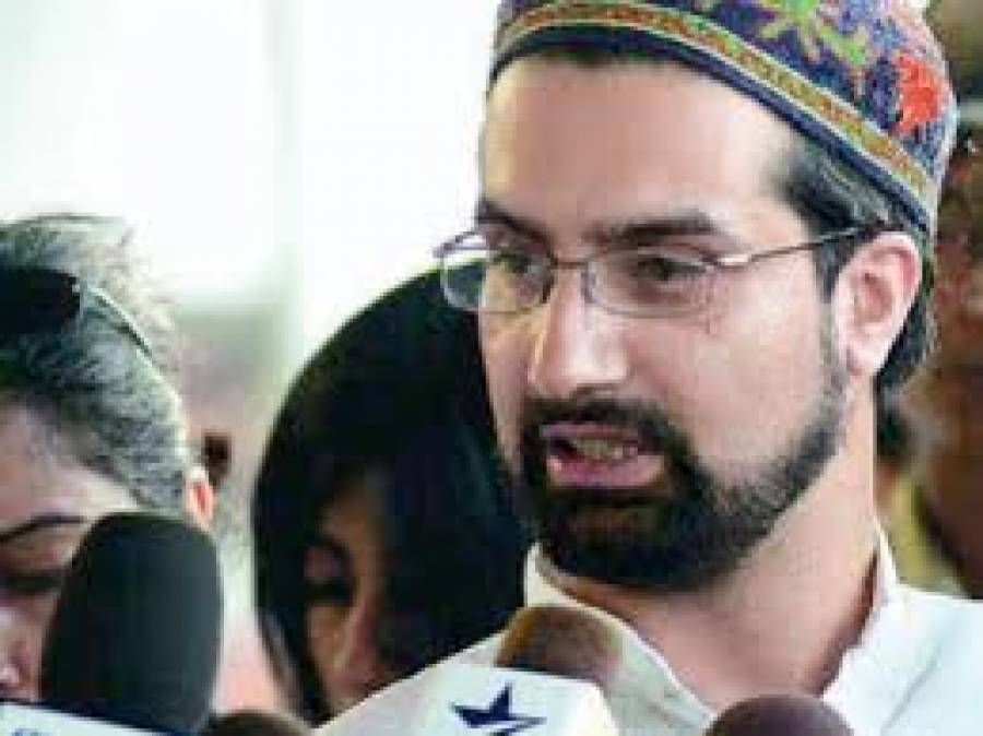 حریت رہنماءمیر واعظ عمر فاروق کی سانحہ پشاور کی مذمت