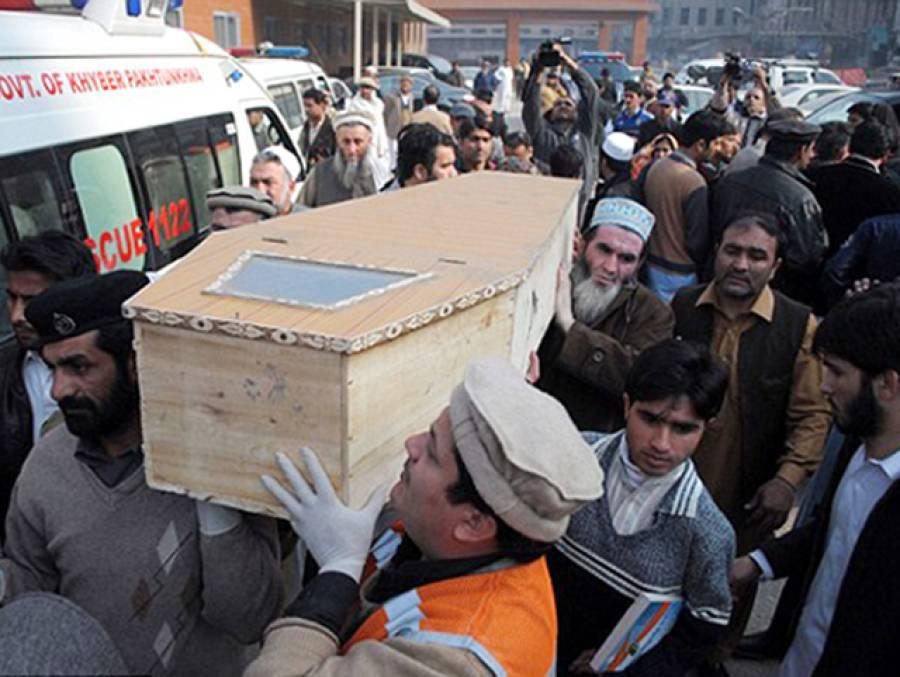 دہشت گردی کی مذمت کرنے والا معصوم مبین شاہ آفریدی خود نشانہ بن گیا