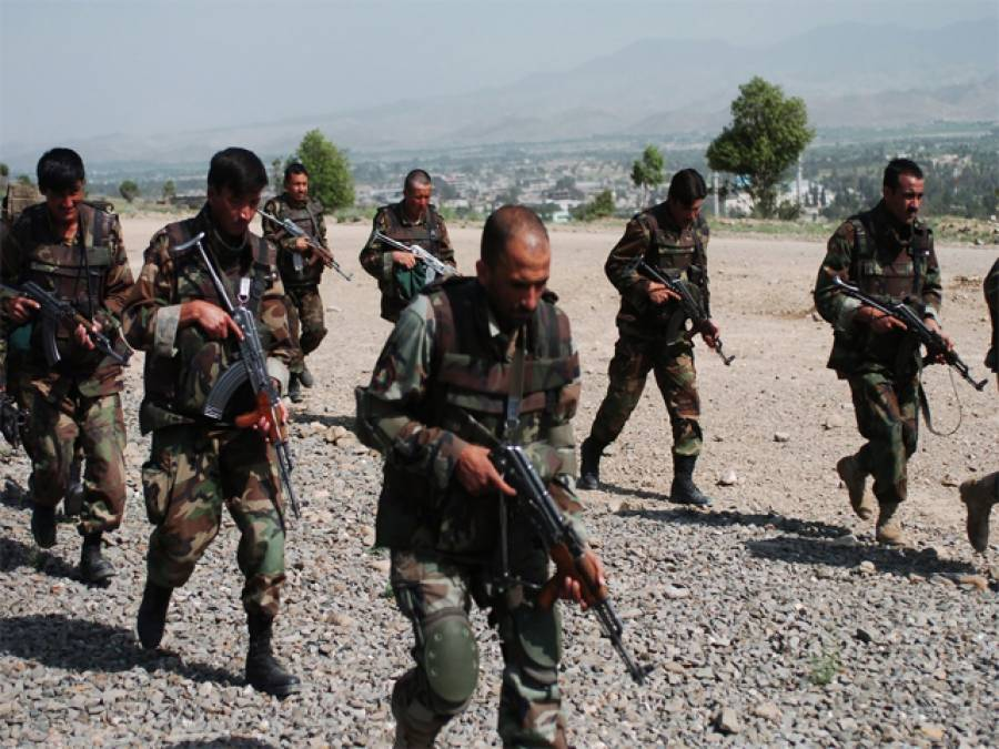 ملا فضل اللہ جلال آباد میں موجود' افغان فوج کی کنٹر میں کارروائی : ذرائع