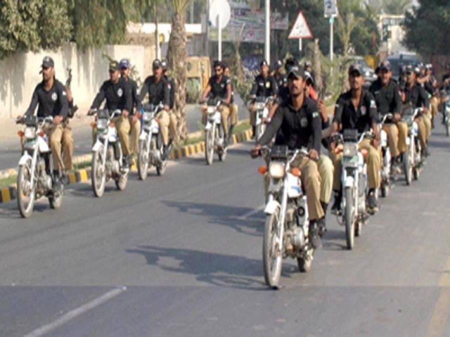 دہشتگردوں کی تلاش، لاہور پولیس کے درجنوں آپریشن بوگس نکلے