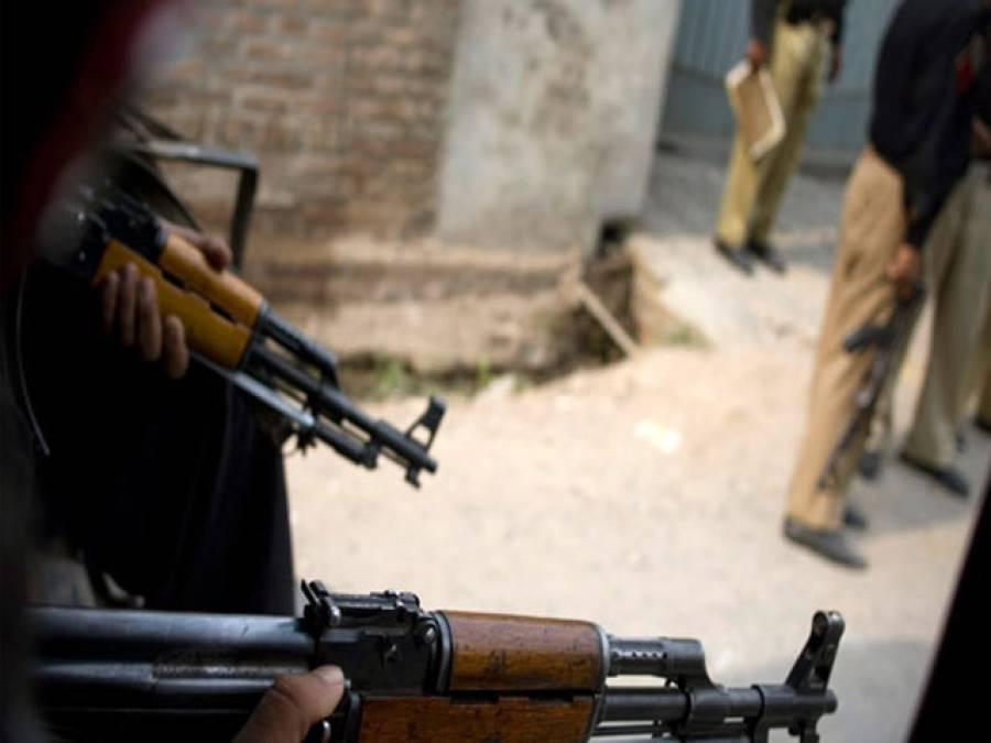 بہاولپور میں پولیس کا سرچ آپریشن ،اہم طالبان کمانڈر گرفتار