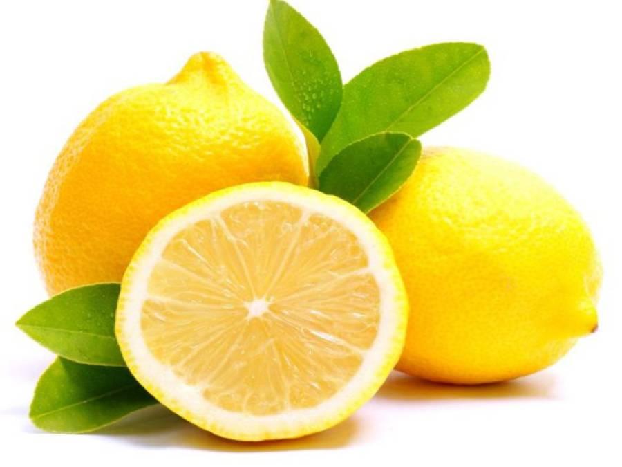 لیموں کے وہ حیرت انگیز فوائد جن سے آپ نا واقف ہیں