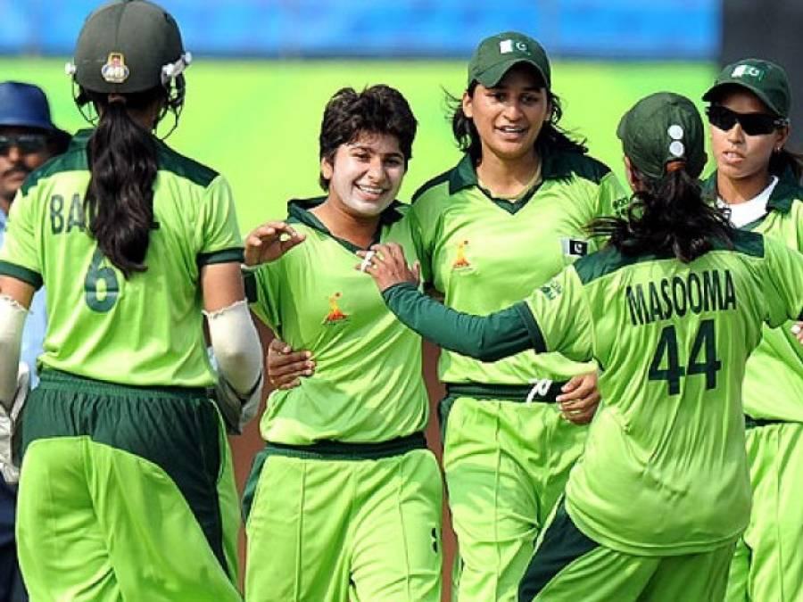 آئی سی سی ویمن چیمپین شپ کے پہلے ون ڈے میچ میں پاکستا ن ویمن کر کٹ ٹیم نے سری لنکا کو 5 وکٹوں شکست دے دی