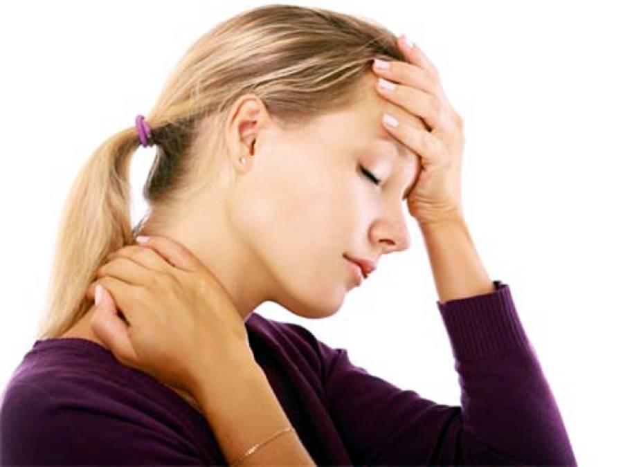 بلاوجہ تھکاوٹ کی اہم وجوہات سامنے آگئیں