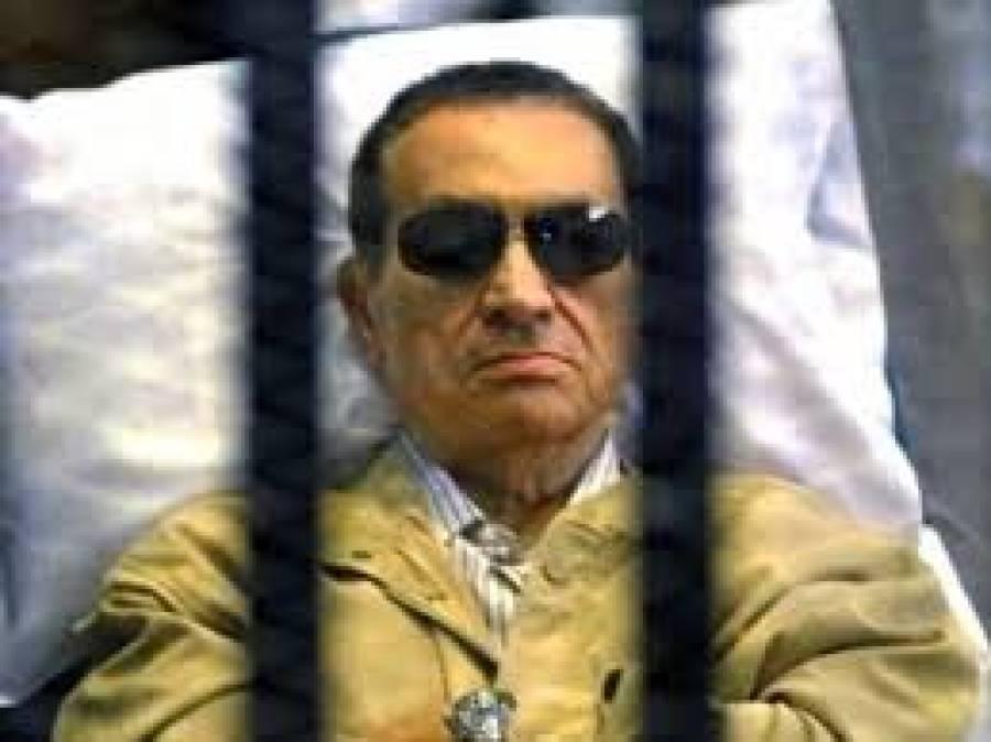 سابق مصری صدر حسنی مبارک کے دونوں بیٹے رہا
