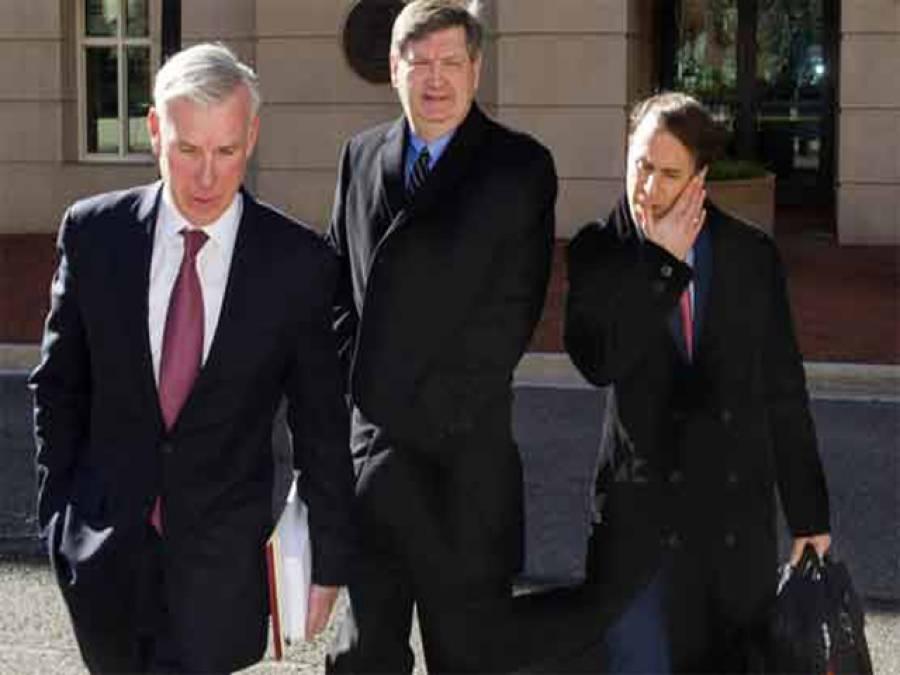 عدالت نے سی آئی اے کے سابق ایجنٹ کو مجرم قرار دے دیا