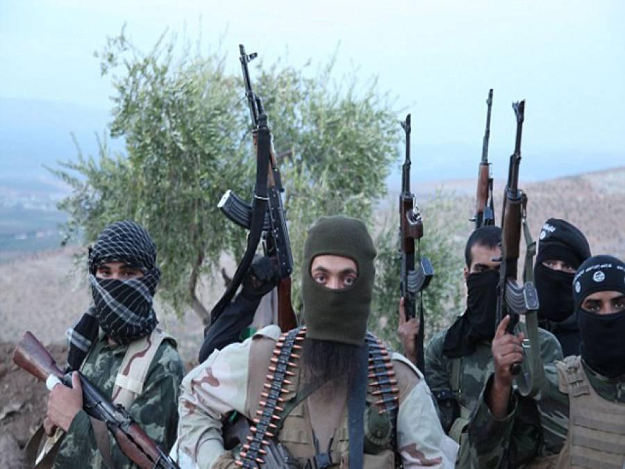 داعش کی ریاست کے مقابلے میں ایک اور 'اسلامک سٹیٹ 'کا جنم؟