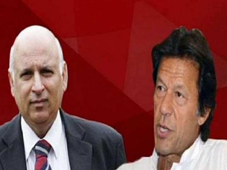 عمران خان اور چوہدری محمد سرورکے درمیان ملاقات کی اندرونی کہانی سامنے آگئی