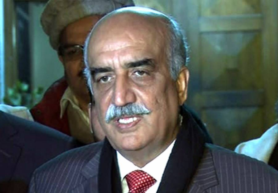 ایم کیو ایم کی سندھ کابینہ میں شمولیت کا کوئی فیصلہ نہیں ہوا: خورشید شاہ