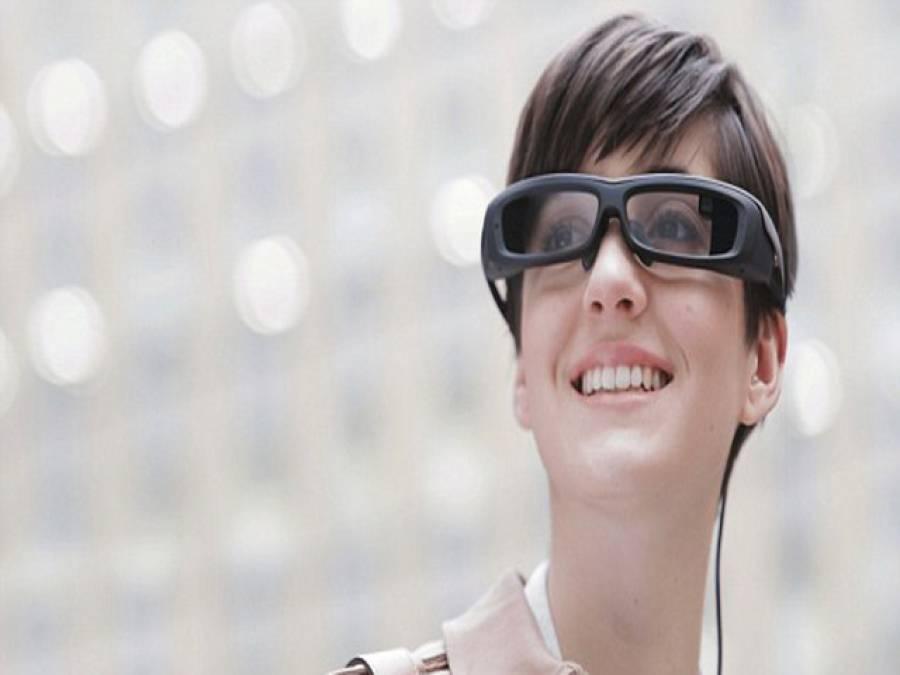 گوگل گلاس کو بھول جائیں ،سونی صارفین کیلئے'مناسب نرخوں 'پر سمارٹ عینکیں لے آیا