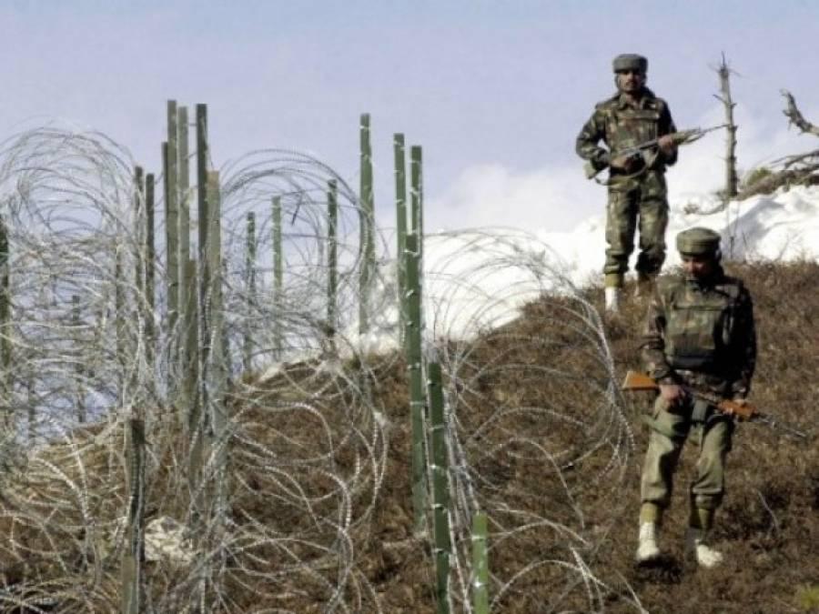 بھارتی فوجی نے اپنے ہی ساتھی فوجی مار ڈالے