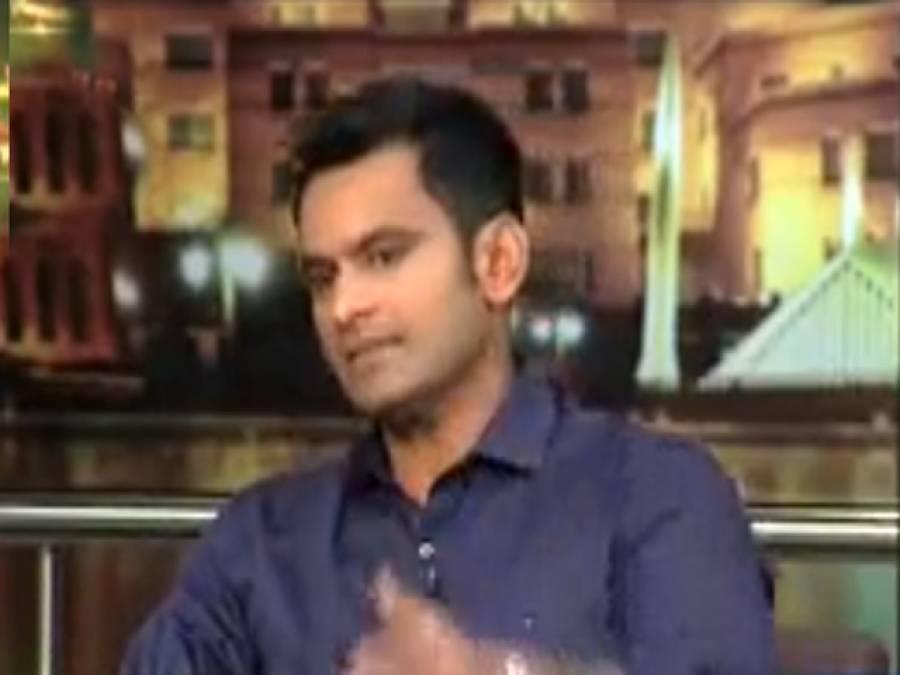 بھارت سے ہارنے کی بنیادی وجہ دباﺅہے :محمد حفیظ