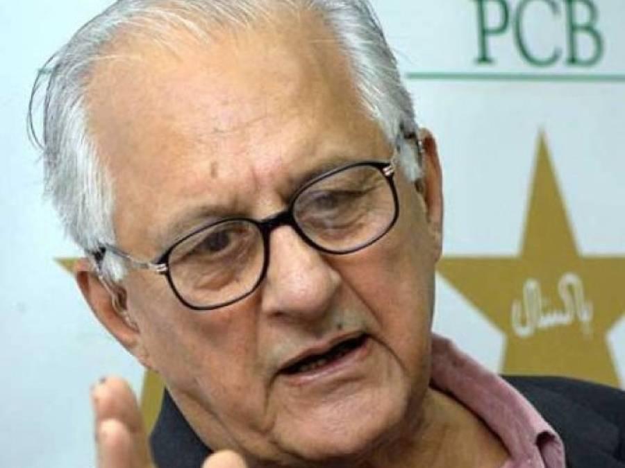 چیئرمین پی سی بی نے قومی ٹیم میں تبدیلی کا مطالبہ کر دیا