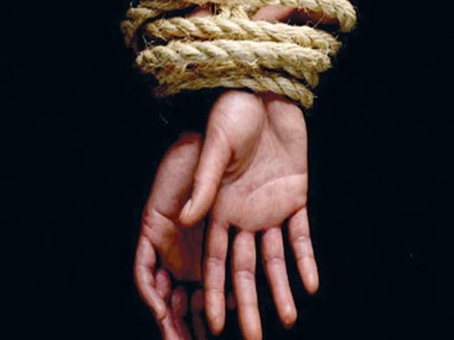 تاوان کیلئے لڑکیاں اغوا کرنیوالے میاں بیوی گرفتار، کنیئرڈ کالج کی طالبہ بازیاب