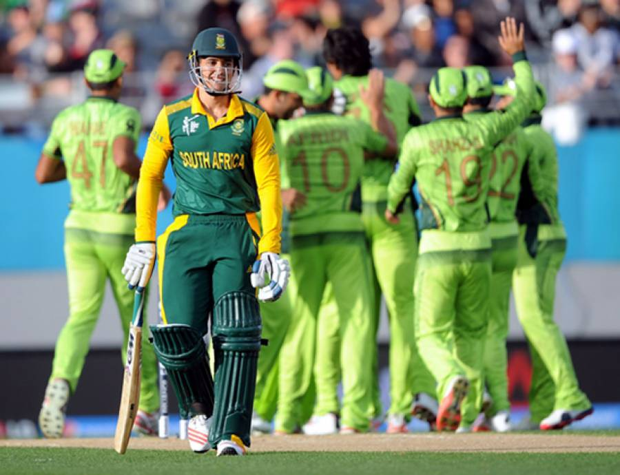 جنوبی افریقہ کے خلاف فتح سے سیاستدان بھی خوش ہو گئے
