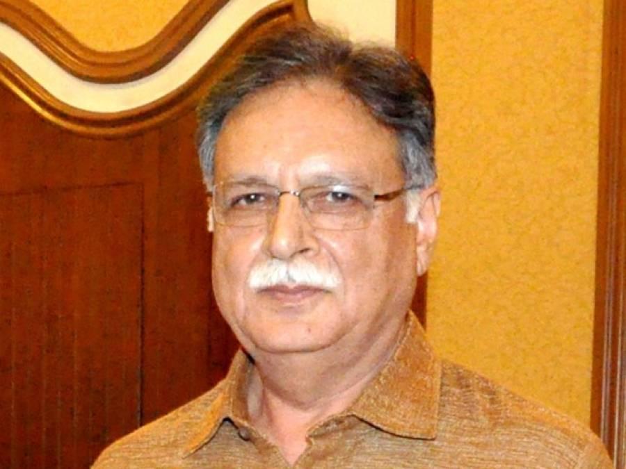 چیئرمین سینیٹ کا فیصلہ نہیں کیا ، پیپلز پارٹی سمیت سیاسی جماعتوں سے رابطہ کریں گے : پرویز رشید