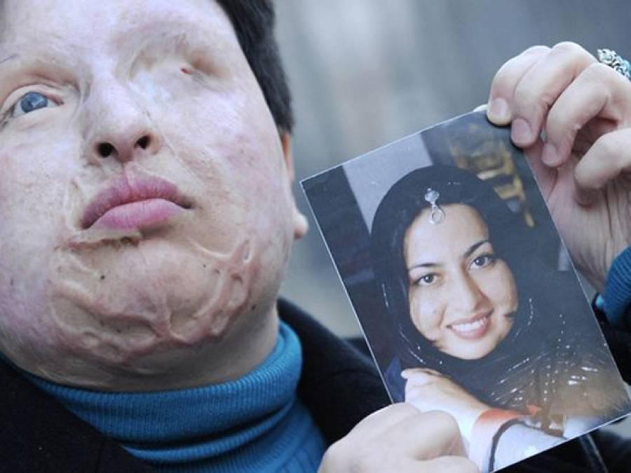 آنکھ کا بدلہ آنکھ ، خاتون کے ساتھ درندگی کرنے والے کو ایران میں سزا