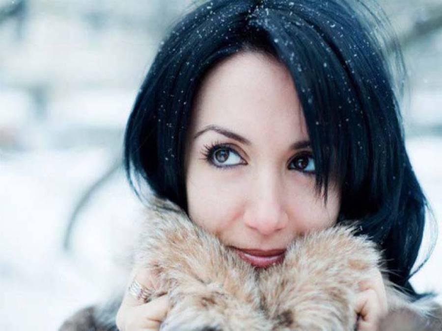 سرد موسم میں جلد کی حفاظت کےلئے مفید نسخے