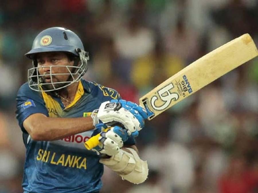 سری لنکن کھلاڑی تلکارتنےدلشان کی ایک ہی اوور میں چوکو ں کی ڈبل ہیٹرک