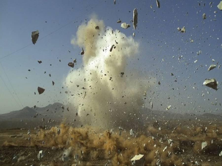 لاہور دھماکوں کی گونج اسلا م آباد پہنچ گئی