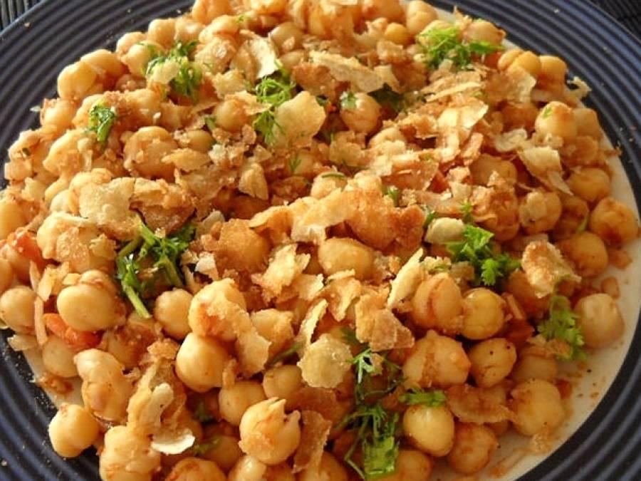 لاہوری چنا چاٹ گھر پر تیار کریں اور افطاری کو لذیذ بنائیں