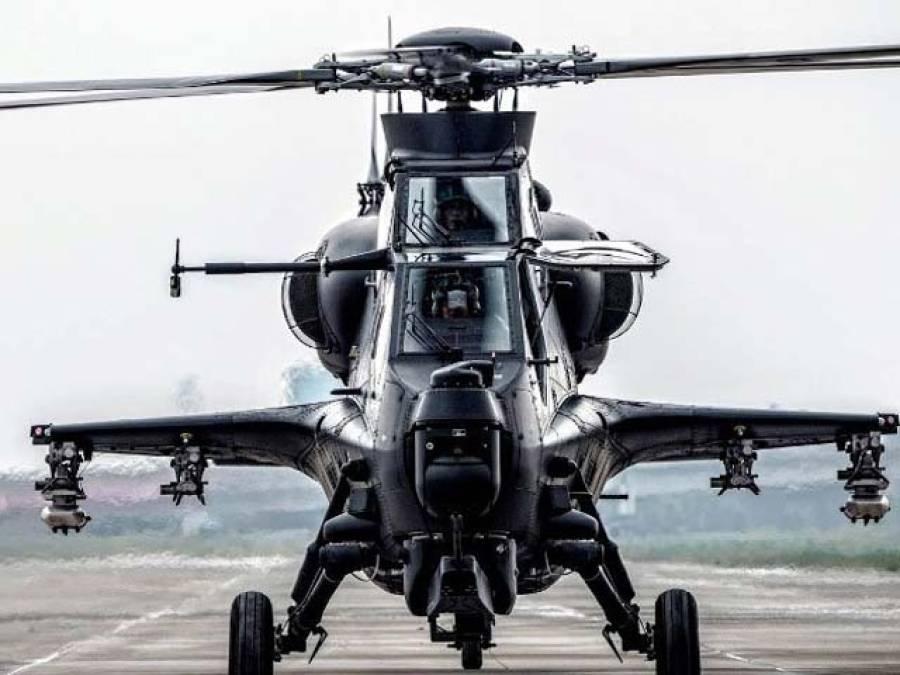 پاکستان چین سے مجموعی طور پر 17 جنگی ہیلی کاپٹر زیڈ10 خریدے گا