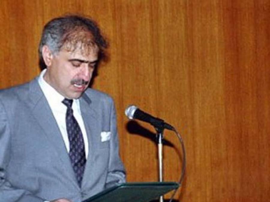 وزیرد اخلہ سندھ سہیل انور سیال کراچی پہنچ گئے