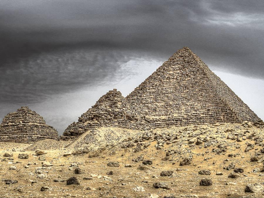 وہ وقت جب صلاح الدین ایوبی کے بیٹے نے اہرام مصر کو توڑنے کا فیصلہ کیا لیکن پھر کچھ ایساہوا کہ یہ کام روکنا پڑ گیا
