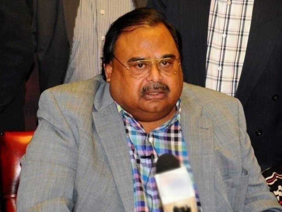 حکومت پاکستان نے برطانیہ سے الطاف حسین تک رسائی مانگ لی