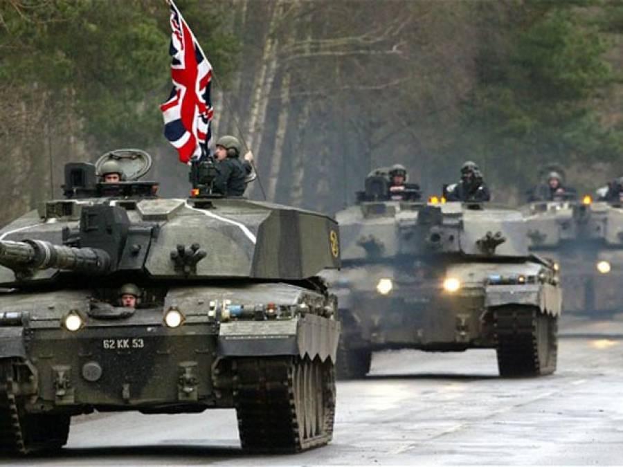 برطانوی فوج کے نئے قوانین، خواجہ سراء اب اگلے محاذ پر لڑ سکیں گے