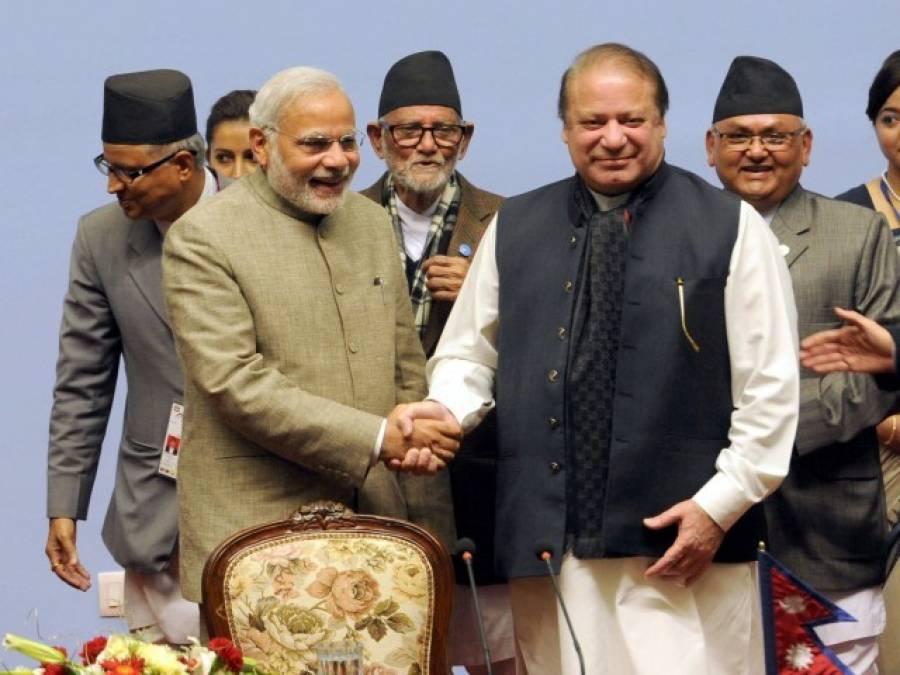اب پاکستان اور بھارت سارک کے ساتھ ساتھ ایس سی او میں بھی اکٹھے ہوں گے