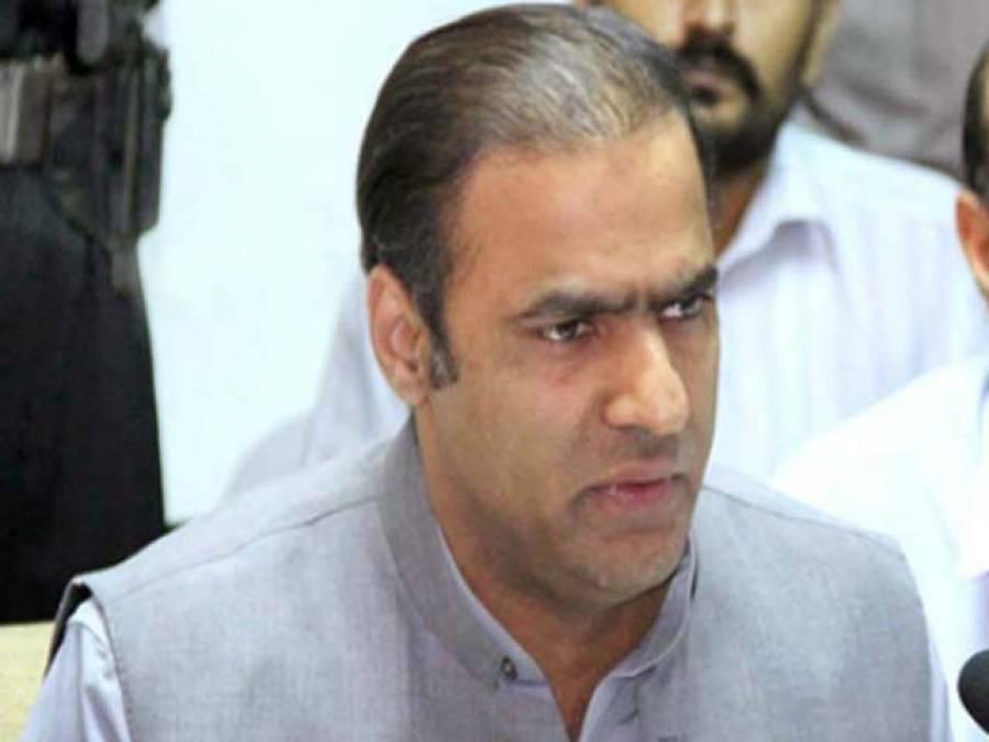 میٹھے پانی کے منصوبے سے فیصل آباد کو دو کروڑ گیلن اضافی پانی دستیاب ہو گا:عابد شیر علی