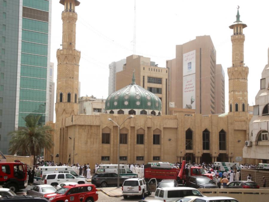 کویت: مسجد پر خود کش حملہ، 3 پاکستانیوں سمیت 29افراد پر فرد جرم عائد