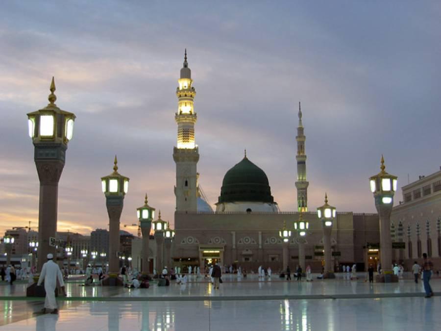 مدینہ کی مسجد میں 4 بھائیوں کی ایک ایسی حرکت کہ حکومت حرکت میں آگئی، سخت ایکشن