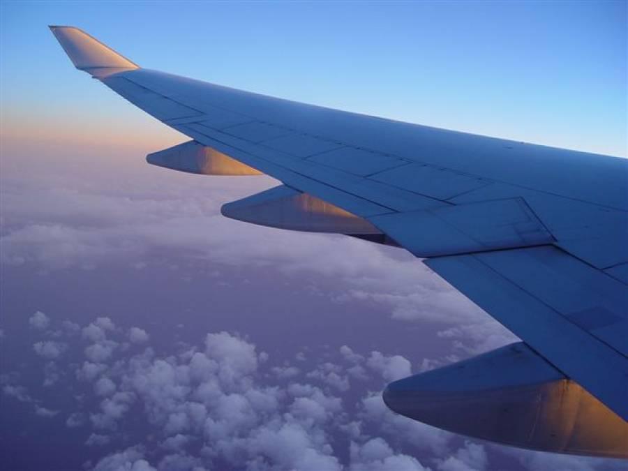 نجی ائیر لائن کا طیارہ حادثے سے بال بال بچ گیا'تمام مسافر محفوظ رہے