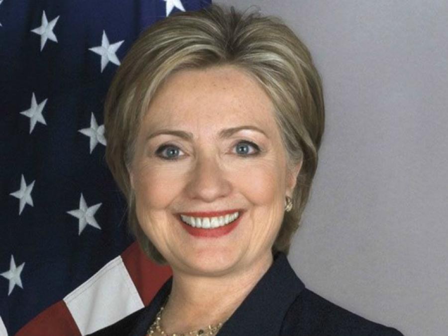 صدر منتخب ہوئی تو کبھی بھی ایران کو جوہری ہتھیار نہیں بنانے دوں گی، ہیلری کلنٹن