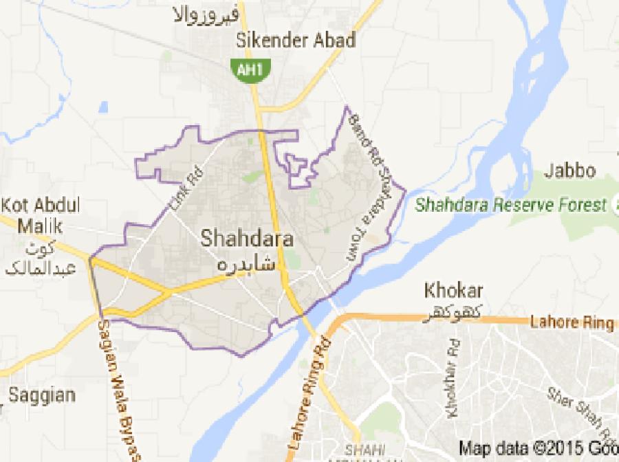 شاہدرہ ٹاﺅن میں نوجوان نے لڑکی کو قتل کرکے خودکشی کر لی