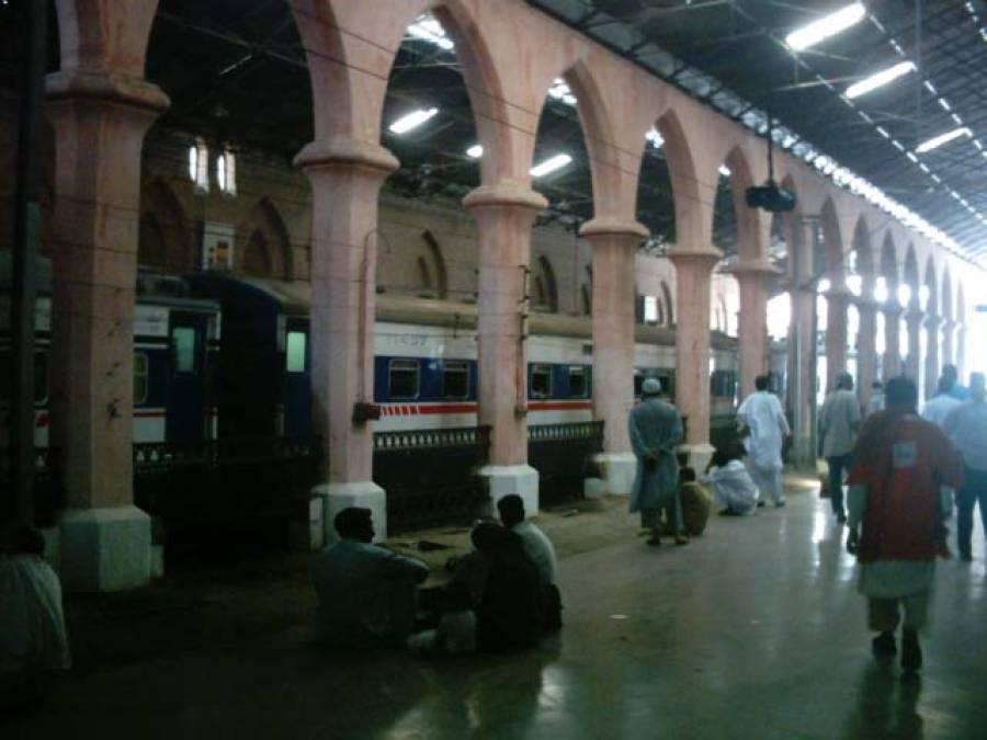 ریلوے نے 20 سے 22 جولائی تک عید سپیشل ٹرینیں منسوخ کر دیں