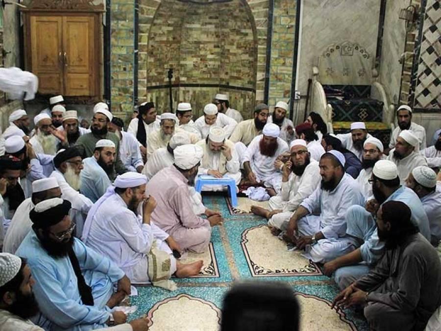 مسجد قاسم علی خان میں شوال کا چاند دیکھنے کےلئے اجلاس طلب