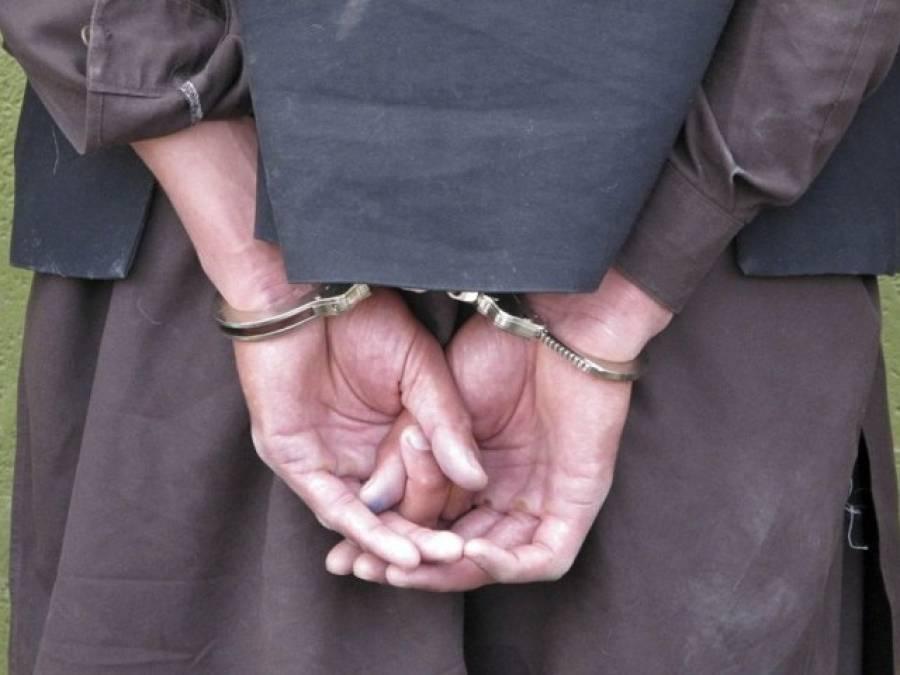 پشاور میں دہشتگردی کا منصوبہ ناکام'3 دہشتگرد گرفتار
