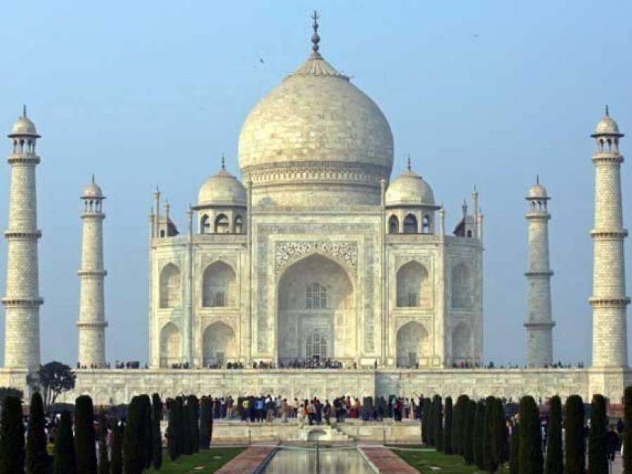 تاج محل کے سامنے مسلم اور ہندو نوجوان جوڑے نے ایک دوسرے کے گلے کاٹ دیئے کیونکہ ۔ ۔ ۔