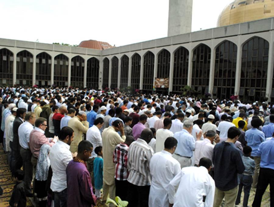 پاکستان کی طرح برطانیہ میں بھی دو عیدیں منائی جائیں گے