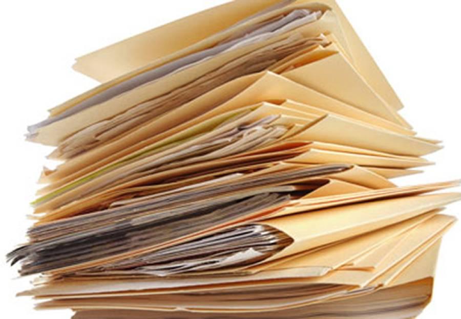 محکمہ انسداد کرپشن کا محکمہ آبپاشی میں چھاپہ، ریکارڈ قبضے میں لے لیا
