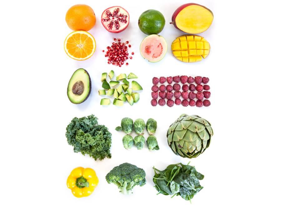 دنیا کے سب سے زیادہ صحت بخش پھل کون سے ہیں؟نام سامنے آگئے