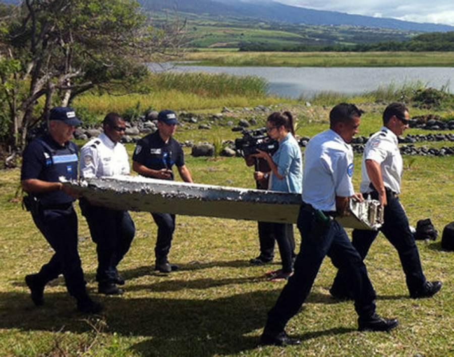 گمشدہ ملائیشین طیارے کا ملبہ اور پائلٹ کا ڈھانچہ بھی مل گیا لیکن اس مرتبہ کس ملک سے خبر آئی؟ حیران کن جواب
