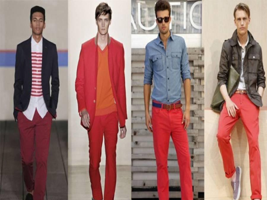 کس رنگ کے کپڑے پہننے والے مرد خواتین کو زیادہ پسند آتے ہیں ،تحقیق میں پتہ چل گیا