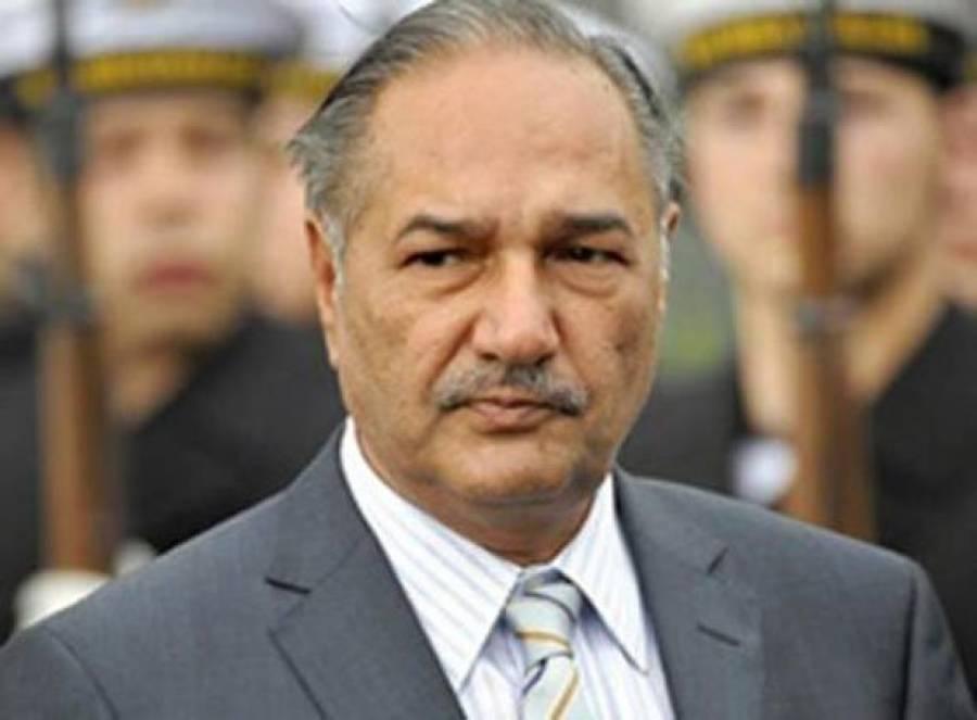 پاکستانی سول اور فوجی قیادت کو اسامہ بن لاد ن کی پاکستان میں موجو دگی کا علم تھا ،بھارتی میڈ یا کا سابق پاکستانی وزیر دفاع کے حوالے سے پراپیگنڈا،احمد مختار نے الزامات کی تردید کردی