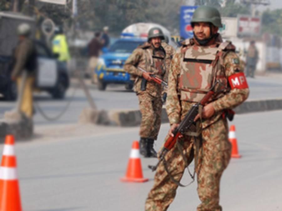 فورسزپر حملوں میں ملوث دہشت گرد کمانڈر عظمت جھڑپ میں ہلاک